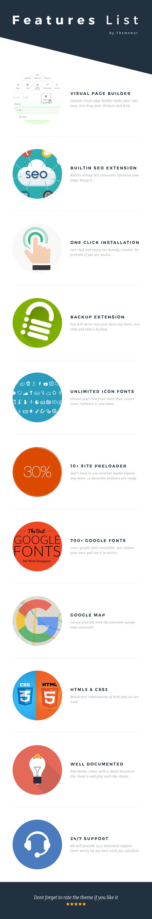 Stellar - Creative & Agency Responsive WP Theme